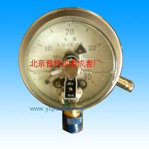YTNX100耐震电接点压力表