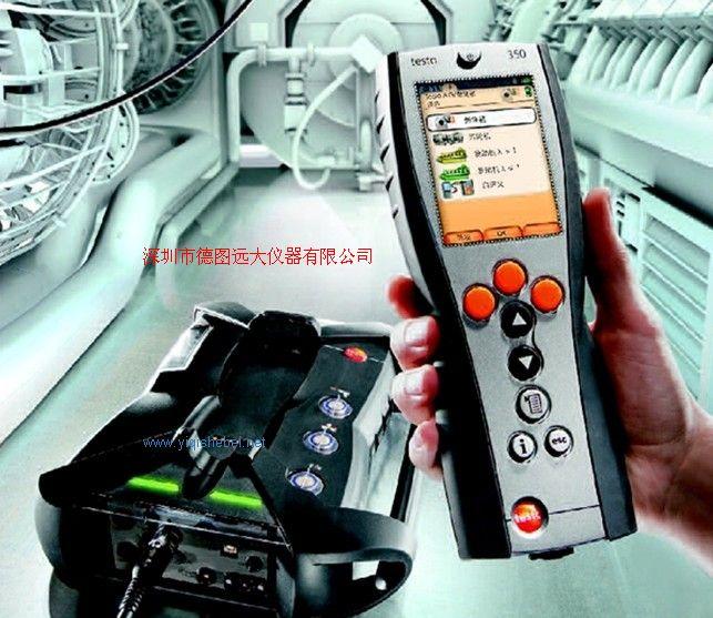 供應testo350加強型煙氣分析儀
