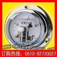 电接点压力表系列