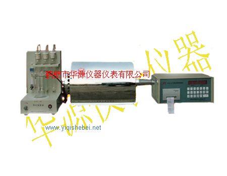 煤炭化验设备测硫仪