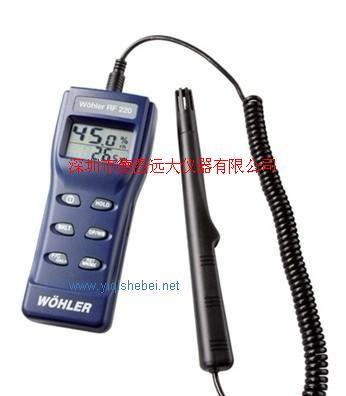威乐RF 220 温湿度仪